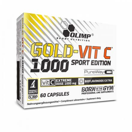 Olimp Gold-Vit C 1000 60 Tabs