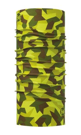 Buff® Original Block Camo Green