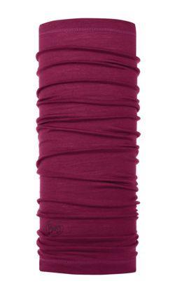 Buff® Lightweight Merino Wool Solid Purple Raspberry