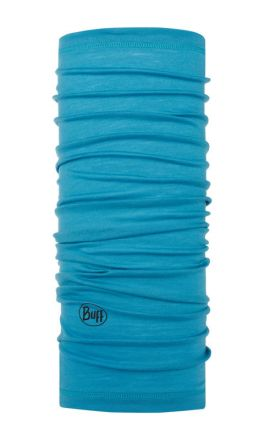 Buff® Lightweight Merino Wool Solid Scuba Blue