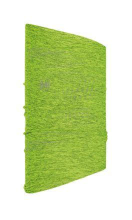 Buff® Dryflx Neckwarmer US R-YELLOW FLUOR rurkowa Chusta wielofunkcyjna z licznymi elementami odblaskowymi 118097.117.10.00