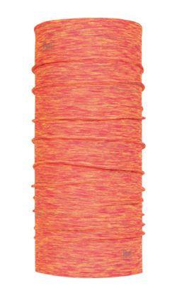 Buff® Dryflx R_Coral Pink Chusta wielofunkcyjna z licznymi elementami odblaskowymi 118096.506.10.00