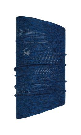 Buff® Dryflx Neckwarmer US R-Blue rurkowa Chusta wielofunkcyjna z licznymi elementami odblaskowymi 118097.707.10.00