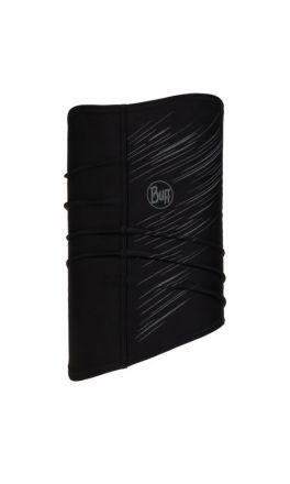 Buff® Tech Fleece Neckwarmer R-Black