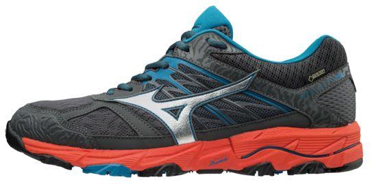 Mizuno Wave Mujin 5 G-TX - męskie buty do biegów terenowych z membraną G-TX