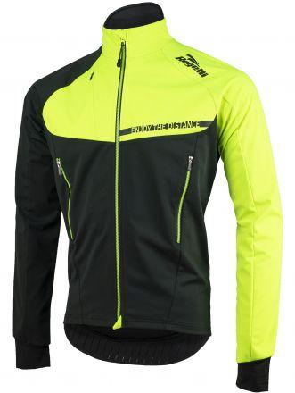 Rogelli Winterjacket Contento - męska lekka, Softshellowa kurtka rowerowa 003.140