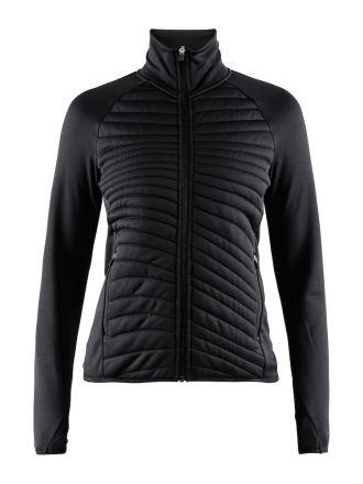 Craft Breakaway Jersey Qulit - damska ciepła bluza biegowa 1906393_999000