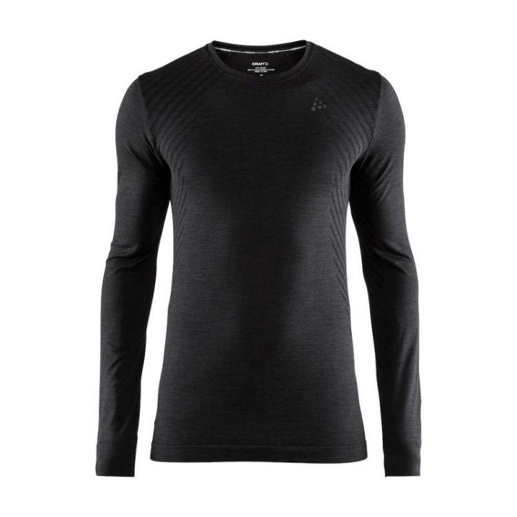 Craft Fuseknit Comfort Turtleneck M - męski bluza do biegania