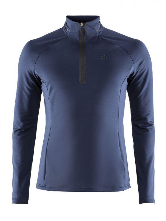 151f087e Craft Prep Haflfzip - męska lekka bluza do biegania 1906647_391000