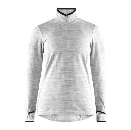 Craft Grid HalfZip W - damska ciepła bluza do biegania  1906644