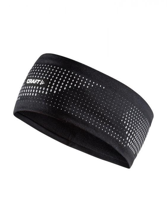 c5cd6ef5 Craft Brilliant 2.0 Headband - opaska sportowa na głowę do biegania 1904303
