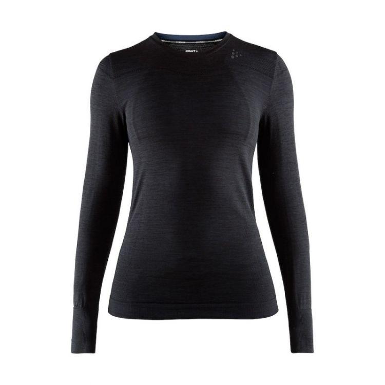 Craft Fuseknit Comfort RN LS W - damska bluza do biegania