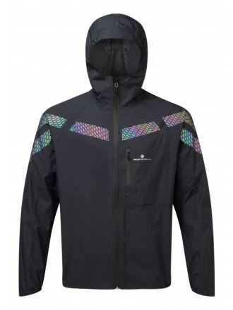 Ronhill Infinity Nightfall Jacket - męska wodoodporna kurtka do biegania