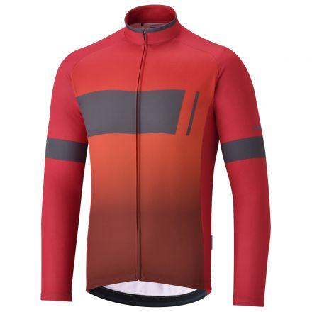 Bluza kolarska Shimano Thermal Team Jersey