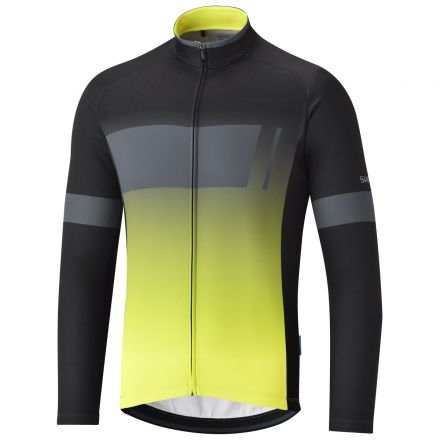 Bluza kolarska Shimano Thermal Team Jersey