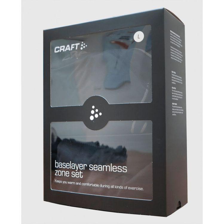 af792eb178b11e ... Craft Baselayer Seamless Zone Set - zestaw męskiej bielizny  termoaktywnej 1905330