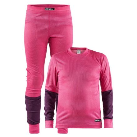 Craft Be Active Baselayer Set JUNIOR