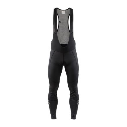 Craft Ideal Wind Bib Tights M - ciepłe getry na rower