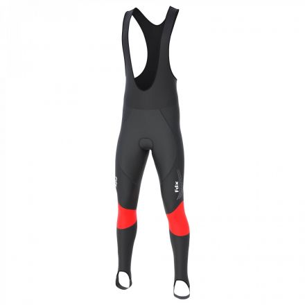 FDX Thermal Winter Bib Tight - Męskie getry rowerowe