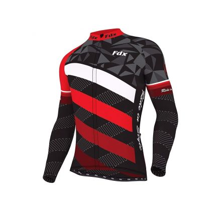 FDX Limited Edition Thermal Winter Jersey