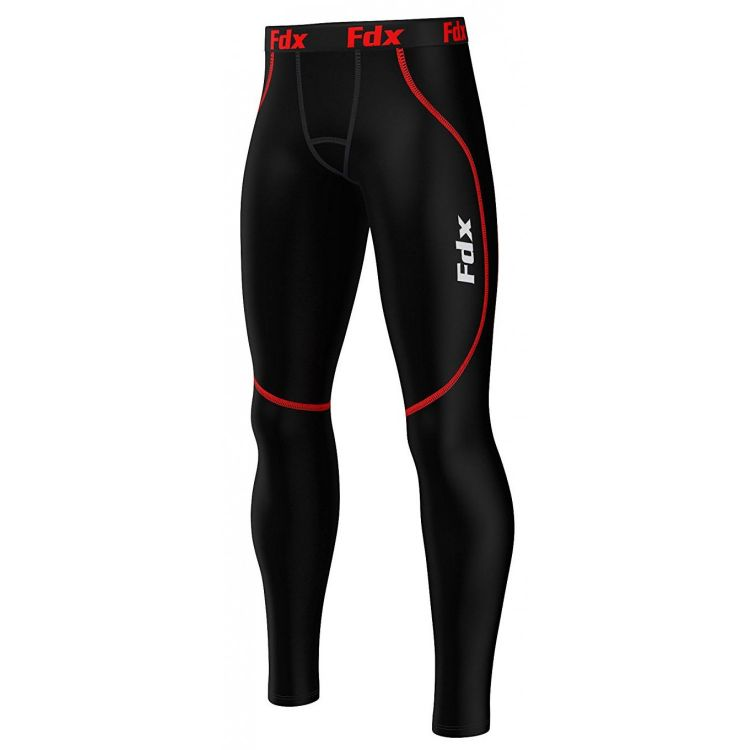 FDX Men'sThermal Compression Leggings