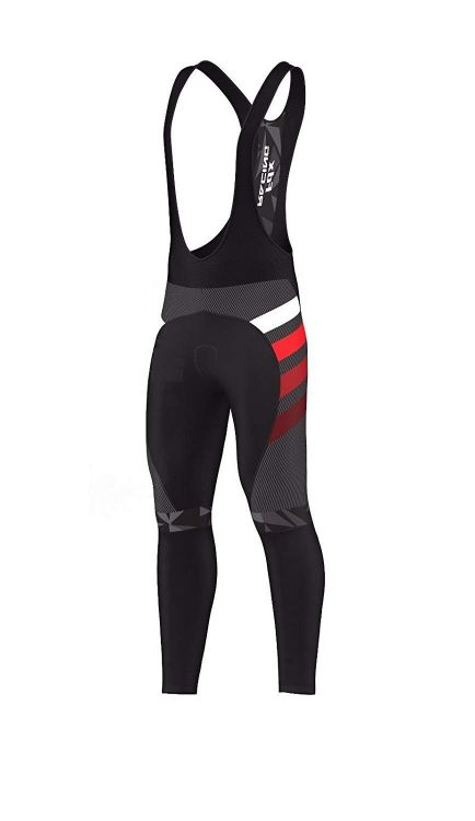 FDX Limited Edition Thermal Winter Bib Tight