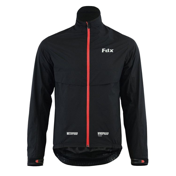 FDX Waterproof Breathable Cycling Jacket
