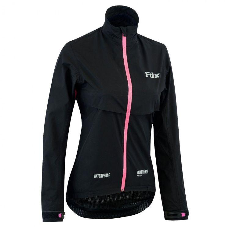 FDX Waterproof Breathable Cycling Jacket - damska kurtka rowerowa
