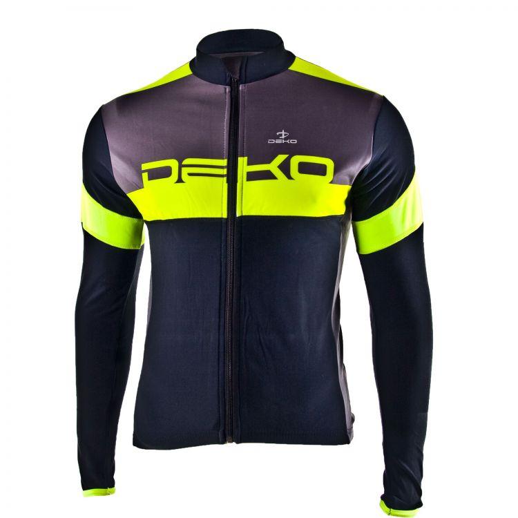 Deko Noji - męska ocieplana bluza rowerowa