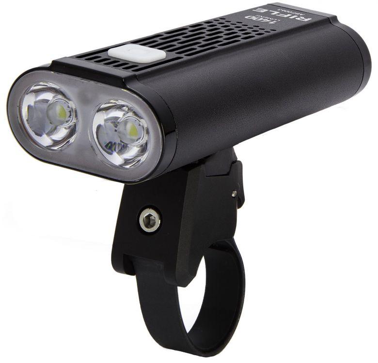 Mactronic Front Bicycle Light 1400 Lumens - profesjonalna lampka rowerowa ABF0063