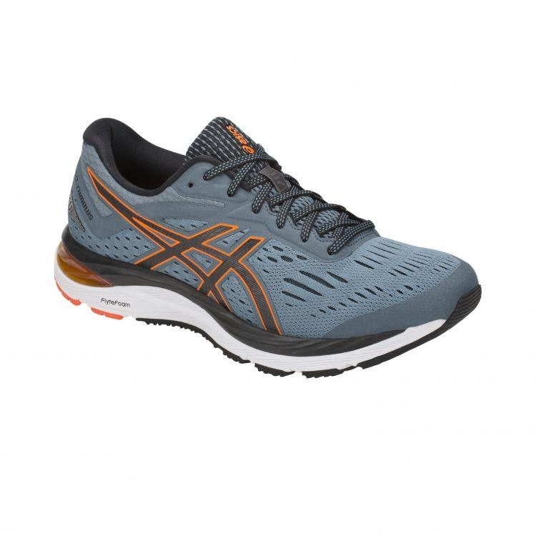 Asics Gel Cumulus 20 | BEŻOWY-CZARNY 1011A008-021 - męskie buty do biegania  1011A008-021
