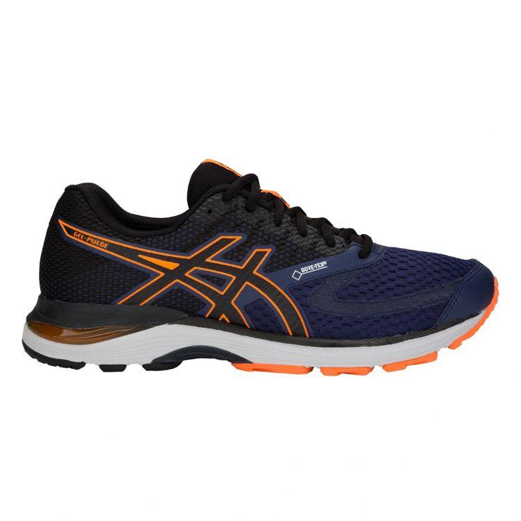 Asics Gel Pulse 10 G-TX | GRANAT - CZARNY - męskie buty do biegania 1011A009_400