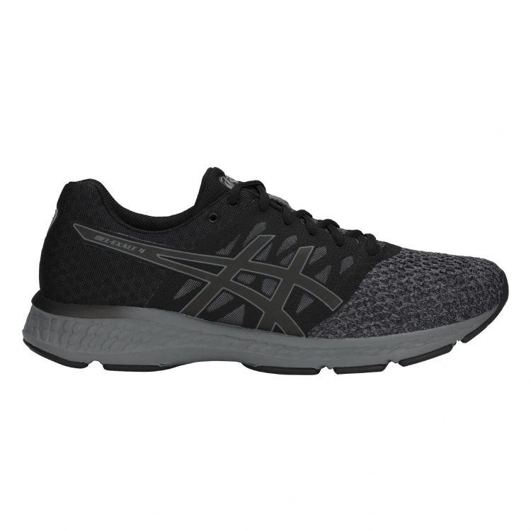 Asics Gel Exalt 4 | CZARNO-SZARY - męskie buty do biegania  T7E0N-020