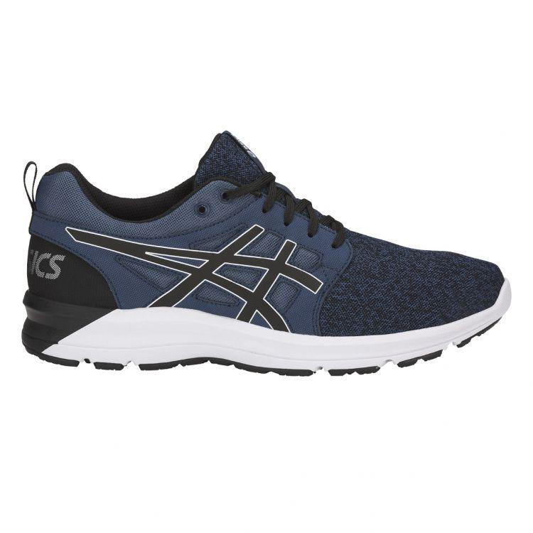 Asics Gel-Torrance | GRANATOWO-CZARNE - Męskie treningowe buty do biegania po twardej nawierzchni T7J3N-4990