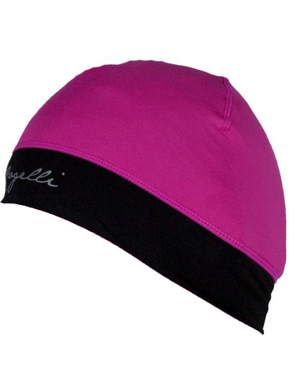 336bd797 Rogelli Maxie Bonnet | RÓŻOWO-CZARNA - damska czapka termoaktywna 890_010