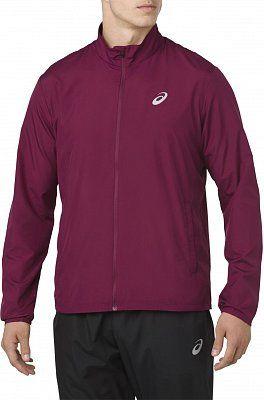 Asics Silver Jacket | BORDOWY - Męska kurtka do biegania 2011A024-601