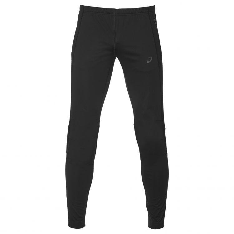 Asics Windblock Pant W | CZARNE - damskie spodnie do biegania 2012A293_001