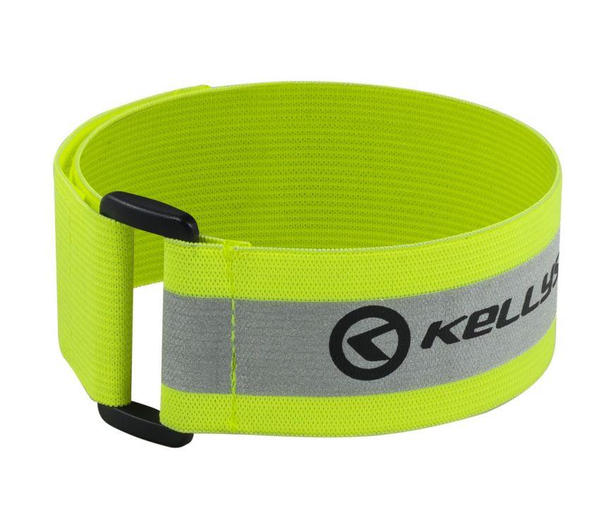 Kellys Twilight -  zestaw 2 pasków odblaskowych na ramię
