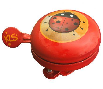 Kellys Bell 60 Kids Czerwony