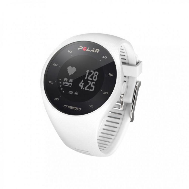 Polar M200 - Zegarek do biegania z GPS-em i funkcją pomiaru tętna z nadgarstka 90067741
