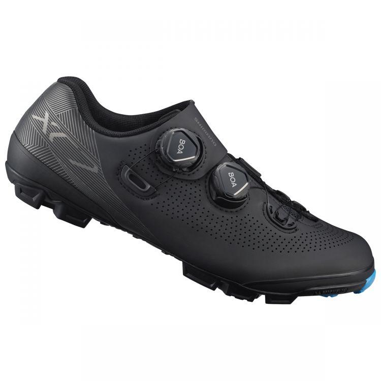 Shimano XC7 | CZARNY - męskie buty rowerowe do jazdy MTB SH_XC701_BLACK
