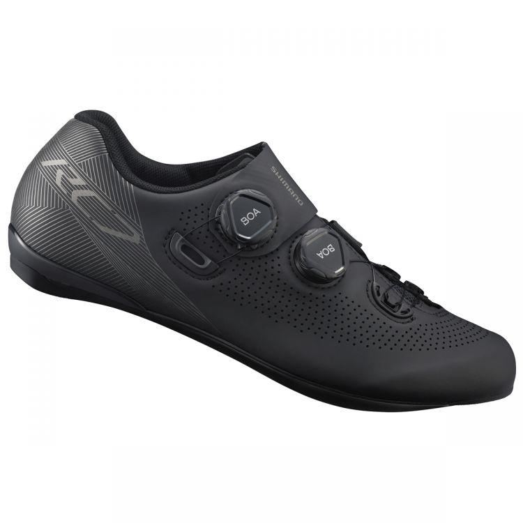 Shimano RC7 | CZARNY - męskie buty rowerowe do jazdy szosowej  SH_RC701_BLACK