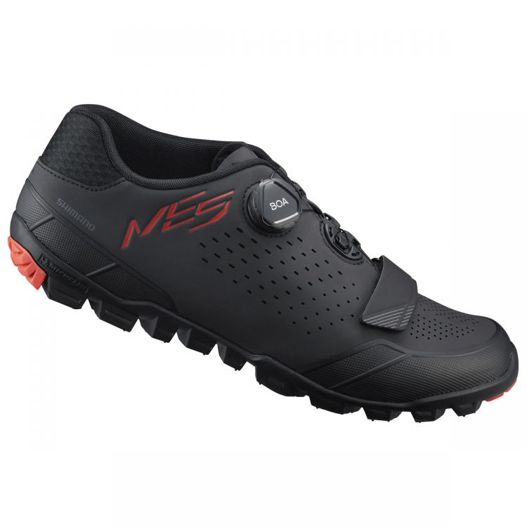 Shimano ME5 | CZARNE - męski buty rowerowe do jazdy w terenie SH-ME501