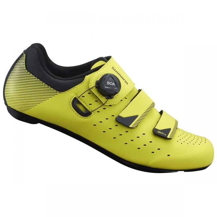 Shimano RP4 | ŻÓŁTE - męskie buty jazdy szosowej SH-RP400