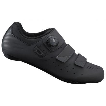 Shimano RP4 | CZARNY - męskie buty jazdy szosowej SH-RP400