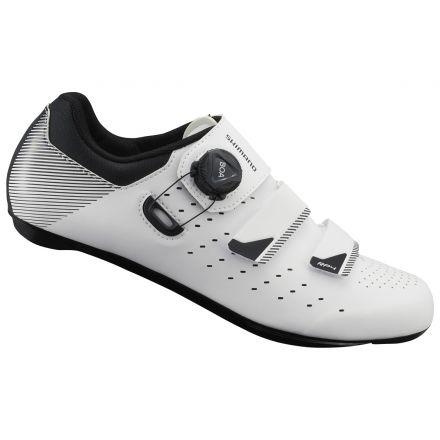 Shimano RP4 | BIAŁY - męskie buty jazdy szosowej SH-RP400