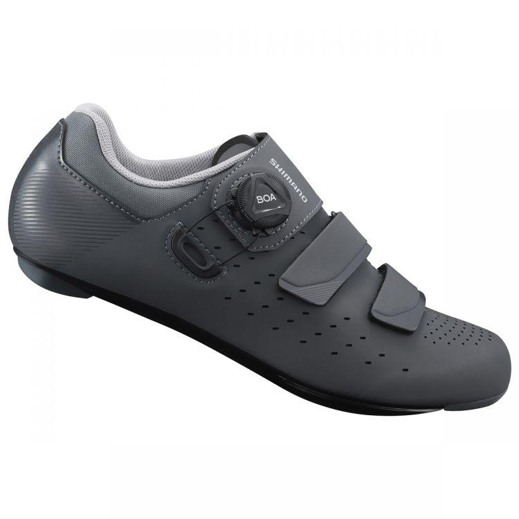 Shimano RP4 WOMEN | SZARE - damskie buty jazdy szosowej sh-pr400w