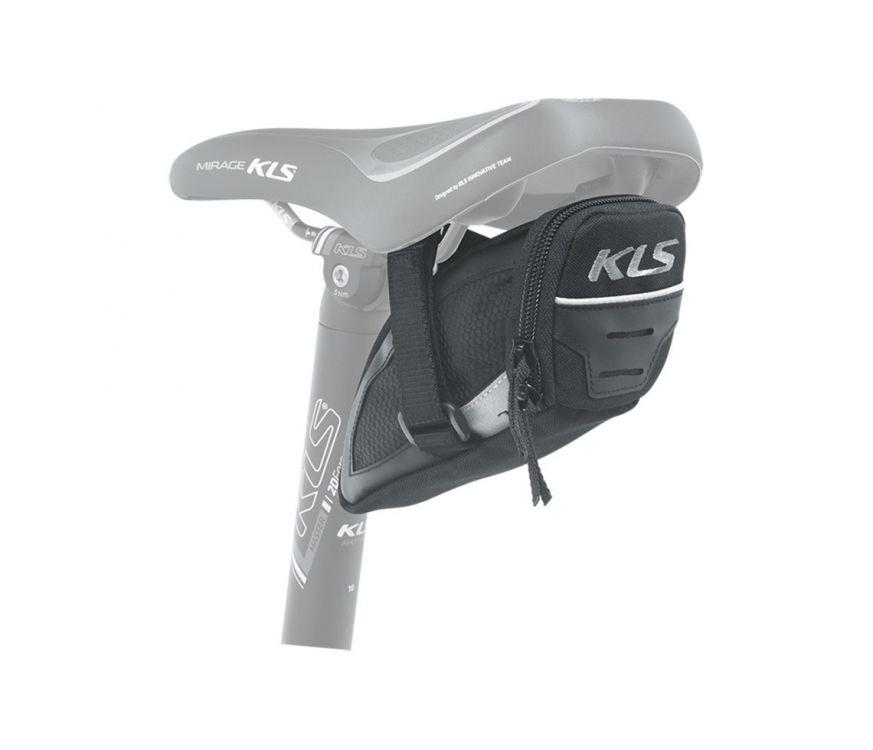 Kellys Challenger Straps - S 0,9L - mała rowerowa sakwa pod siodłowa