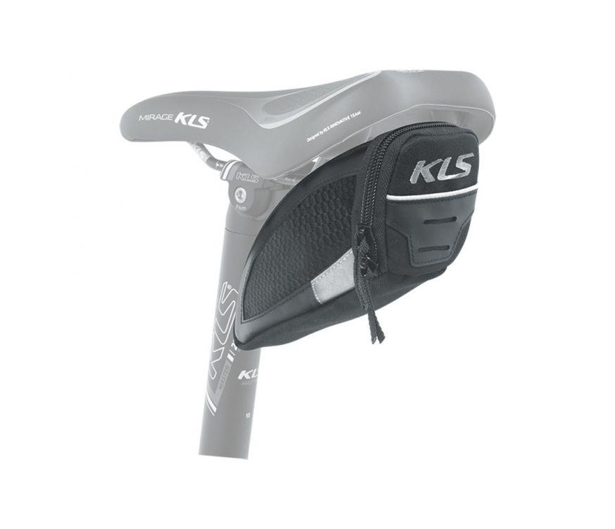 Kellys Challenger T-system - S 0,4L - praktyczna torba rowerowa  pod siodło
