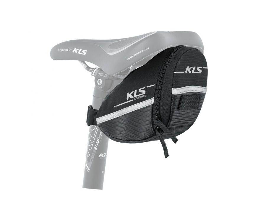 Kellys Slopper M - M 0,7L - praktyczna torba rowerowa  pod siodło